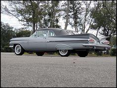 '59 Chevy Impala convertible - 348 CI, Automatic