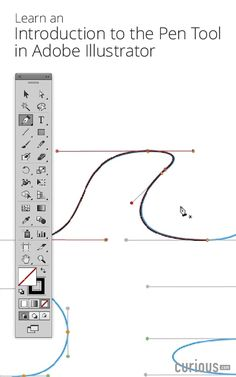 Learn how to create corner points and curve points using the Pen tool in Adobe Illustrator as you follow along with an included exercise file.
