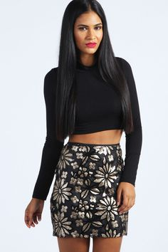 Shop women s shorts at boohoo in a variety of lengths and styles. Gazelle · Sequin  Mini Skirts 3a1c24cf9