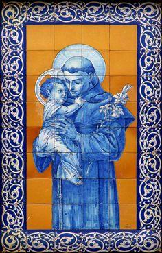 San Antonio de Padua de Manuel Vigil- Escalera Díaz/ Andrea Villaseñor