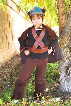 homemade viking costume - the pillage people