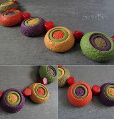 Bijoux en pâte fimo / polymer clay by solne4_ksu