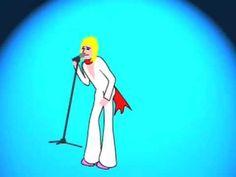 "Rod Stewart ""Hot Legs (Live)"""