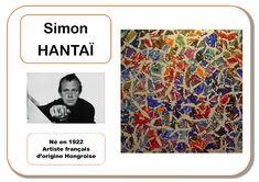 Simon Hantaï - Portrait d'artiste Art Worksheets, Ecole Art, 3 Arts, Oeuvre D'art, Oeuvres, Art Plastique, Teaching Art, Art Therapy, Painting Techniques