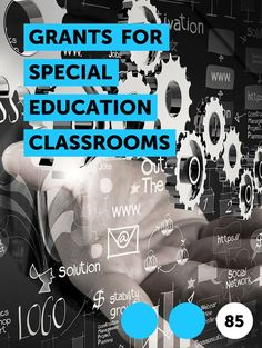 Learn Grants for Special Education Classrooms Student Grants, Apply For Grants, Grant Application, Foundation Grants, Service Learning, Health Programs, Classroom Projects, Learn A New Skill, Special Education Classroom