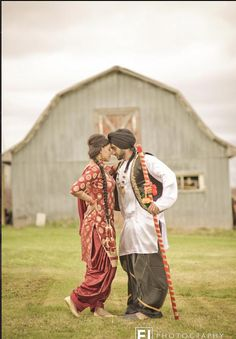 My Big Fat Punjabi Wedding Pre Wedding Shoot Ideas, Pre Wedding Photoshoot, Wedding Pics, Wedding Couples, Cute Couples, Romantic Couples, Photoshoot Ideas, Sikh Wedding, Punjabi Wedding
