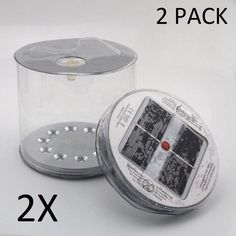 2 Pack LED Light Inflatable Solar-powered Lantern, 2pack DUAL-Outdoor Water Resistant Camping Hiking Survival Emergency >>> Special  product just for you. See it now! : Camping stuff