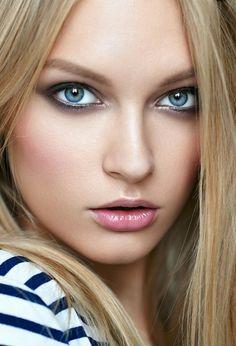 Beauty Portrait Retouching By - Fiverr Lovely Eyes, Pretty Eyes, Beautiful Gorgeous, Beautiful Women, Girl Face, Woman Face, Beauty Art, Beauty Women, Exotic Women