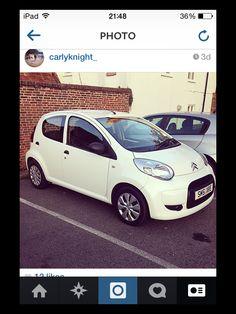 New car #c1