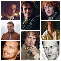 Good Looking 8 Ways to Sunday Outlander News, Sam And Cait, Sam Heughan, How To Look Better, Sunday, Movie Posters, Movies, Books, Domingo