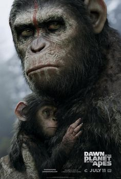 Oficiální trailer Úsvit planety opic / Dawn of the Planet of the Apes