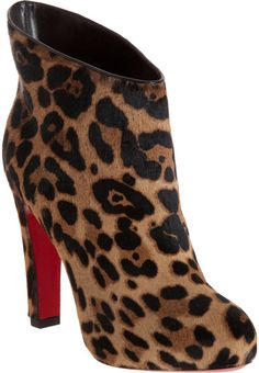 christian louboutin KST Ankle Boots - Lyst