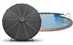 Solární sprcha ParaSol - ohřev bazénu Tato solární sprcha využívá sluneční energii pro ohřev vody. Jedná se o velmi úsporné řešení, protože nejsou potřeba žádné výměníky tepla a bazénová voda proudí přes tuto solární sprchu a je tak přímo ohřívána.