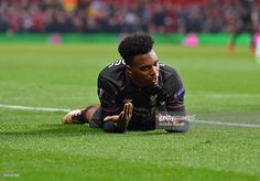Daniel Sturridge of Liverpool during the UEFA Europa League Round of 16: Second Leg match between Manchester United and Liverpool at Old Trafford on March 17, 2016 in Manchester, England.