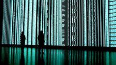 Ryoji Ikeda: micro | macro  Impressionen aus der Ausstellung