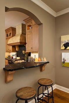 2012 Showcase of Homes - Breakfast bar!