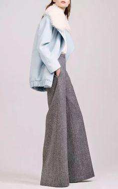 Adam Lippes Fall/Winter 2015 Trunkshow Look 13 on Moda Operandi