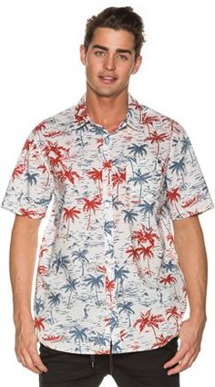 RIP CURL REVERE S/S SHIRT. http://www.swell.com/Mens-Memorial-Day-Styles/RIP-CURL-REVERE-SS-SHIRT?cs=WH