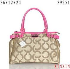 Coach Purses and Bags