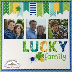 Doodlebug Design Inc Blog: Inspired by Challenge: Sequin Layout by Traci Penrod