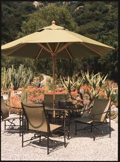 Campaign Woven Dining Collection from Brown Jordan. #OutdoorFurniture #Florida #WestPalm #Patio #Furniture