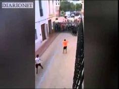 Valencia, 32enne muore incornato da un toro durante il Bou Al Carrer, il video shock - DiarioNet