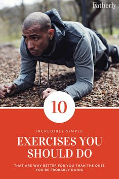 This exercise routine is everything you need to be doing, instead of the work out plan you're probably currently doing.
