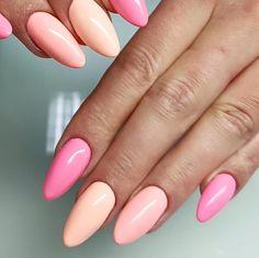 Los Flamingos Sugarmama  My Summer Melons  By Indigo Educator Paulina Porębska, Zakopane #nails #nail #indigo #indigonails #nailart #pastelnails #pastel #pinknails #summernails #springnails #miami #nataliasiwiec