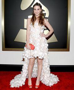 Sara Bareilles: 2014 Grammy Awards