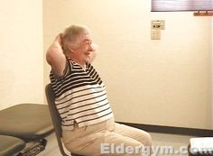 Chest Exercises That Are Safe, Simple And Effective For Older Adults And The Elderly.