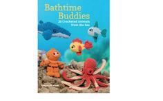 @redheartyarns interviewed #crochet designer Megan Kreiner, author of Bathtime Buddies
