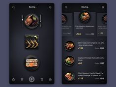 FOOD APP by Kang . T