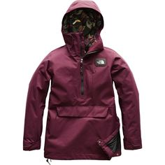 This is the perfect jacket for the shredding bandit who wants to charge the steeps with style and ease. The North Face Tanager Jacket Women's Features: Cold Weather Outfits, Winter Outfits, Anorak Jacket, Hooded Jacket, Cute Jackets, Jackets For Women, Stone Island Jacket, Womens Snowboard Jacket, Adventure Outfit