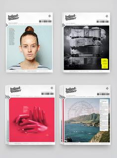 Love the style of these zine covers!