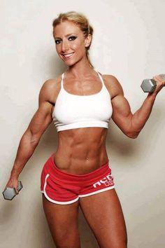 Inspirational, Sexy and Beautiful Fitness Women #fitness #women #sexy #hardbodies