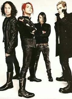 Ray Gerard Frank and Mikey