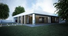 Projects houses as SPA are created based on old projects and plans our clients like. SPA was inspired by BAL, Modern Family House, Home And Family, Family Houses, Roof Types, Flat Roof, Wood Construction, Home Projects, Brick, Shed