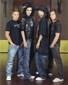 Tokio Hotel - Monsoon Era! :)