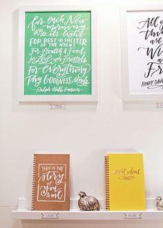 National Stationery Show 2015, Lettered Life