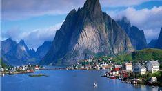 bergen norway fjord - Google Search