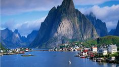 bergen norway fjord - Google Search