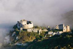 Top 20 Secret Spots To Visit in France- Les Andelys, Normandie