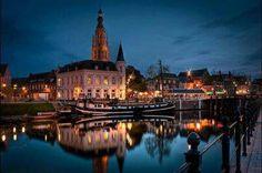 In Breda zou ik later willen wonen, het spreekt me erg aan