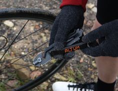 Fix your bike as easily on the roadside as you can at home with the MODUAL range by Altum Designs.