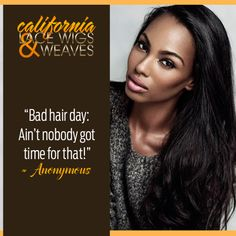 If your hair looks good, you can deal with anything.  #HaveAGoodHairDay #Beauty #BearlyMarketing
