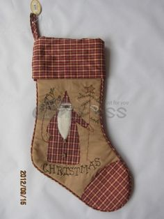 Christmas stockings ( country style )