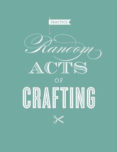 #crafts #quotes