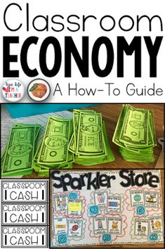 how to set up a token economy in an elementary classroom, while spending virtually no money!Explains how to set up a token economy in an elementary classroom, while spending virtually no money! 5th Grade Classroom, Classroom Jobs, Special Education Classroom, Classroom Activities, Classroom Decor, Elementary Education, Future Classroom, Classroom Money System, Classroom Reward Coupons
