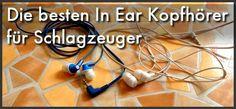 Die besten In Ear Kopfhörer für Schlagzeuger im Test: Der perfekte Sound für Drummer, Musiker und Musikliebhaber