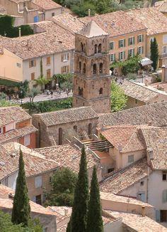 Moustiers Sainte-Marie, Provence